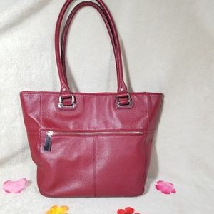 Tignanello genuine leather Tote